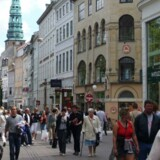 Mange familier vælger at flytte fra det pulserende liv i København og ud i de mindre kommuner. Det er modsat årene lige efter finanskrisen.