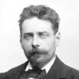 Forfatteren Henrik Pontoppidan.