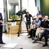 Kristian Jensen (V) præsenterede torsdag – for anden gang i karrieren som finansminister – regeringens bud på en finanslov. Det bliver sidste gang inden et folketingsvalg.