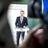 Finansminister Kristian Jensen har fremlagt årets finanslov, som er blottet for reformer. Det vil udfordre dansk økonomi, mener analysechef Otto Brøns-Petersen fra CEPOS.