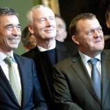 Venstre med Lars Løkke Rasmussen i spidsen lancerer nu en storstilet velfærdskampagne. »Noget af det bemærkelsesværdige ved Venstres velfærdskampagne er røsten fra fortiden. Eller rettere - ånden fra Fogh,« skriver Børsens politiske kommentator, Helle Ib, i en analyse.