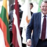 Statsminister Lars Løkke Rasmussen vil ophæve Danmarks forsvarsforbehold.