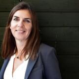Landsformand i Skole og forældre : Mette With Hagensen