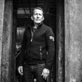 Thomas Bo Larsen på Østre Gasværk. Skal spille Lassefar i »Pelle Erobreren«.