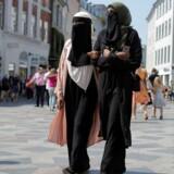 1. august er denne påklædning forbudt ved lov.