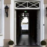 Madanmeldelse fra Hotel Baltic, Høruphav.