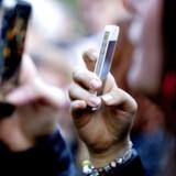 Sociale medier tager meget af de unges tid.