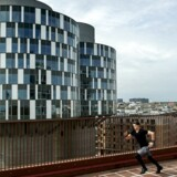 Beboerne i det tætbebyggede Nordhavn kan få et kæmpestort naturområde, der er bygget med jord fra metrotunnellerne.