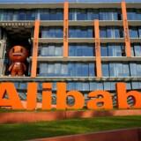 Den kinesiske handelsplatform Alibaba havde markant omsætningsvækst i første kvartal af 2018/19, men indtjeningen er ikke fulgt med, og overskuddet per aktie er lavere end ventet ifølge Bloomberg News.