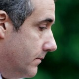 FILE PHOTO: Michael Cohen fotograferet den 21. august 2018.  REUTERS/Carlo Allegri/File Photo