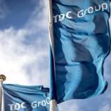 (ARKIV) TDC's hovedkvarter på Teglholmsgade i København.