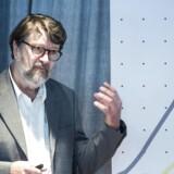 Klimarådets formand, Peter Birch Sørensen.