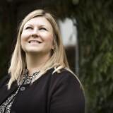 Susanne Palsten Buchardt, der er vicedirektør for Animal Health & Nutrition i Novozymes, glæder sig over, at der ikke er blevet set ned på, at hun har været på barsel.