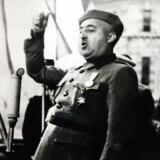 General Francisco Franco i Bilbao, 1939.