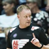Herning-Ikasts træner, Kristian Kristensen, kunne torsdag sætte sæsonens tredje sejr på kontoen. Anita Graversen/arkiv/Ritzau Scanpix