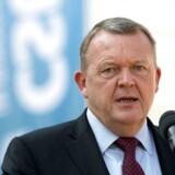 Lars Løkke Rasmussen.