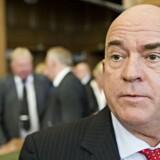 »En ting er, at meningsmålingerne havde spået, at Sverigedemokraterna blev større, men det rammer som en boomerang, når de selv siger det,« siger DF-udenrigsordfører Søren Espersen.