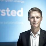Administrerende direktør i Ørsted Henrik Poulsen (Arkivfoto: Mads Claus Rasmussen/Scanpix 2017)