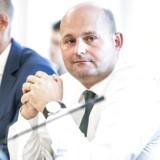 Justitsminister Søren Pape Poulsen (K).