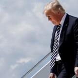 Den amerikanske præsident Donald Trumps handelskrig har sat særligt den tyrkiske økonomi på katastrofal kurs mod finansielt kollaps.