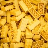 Arkivfoto. Lego.