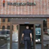 Nordjyske Bank fyrer 54 efter fusion.
