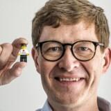 LEGOs adm. direktør, Niels Bjørn Christiansen.