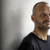 Kunstneren Jakob Jakobsens værk »Dødsfald« skaber voldsom debat.