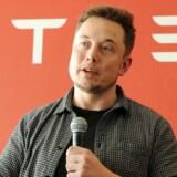 Elon Musk står over for et muligt søgsmål fra den britiske dykker, som han tidligere på sommeren kaldte »pædofil« over Twitter. Arkivfoto: REUTERS/James Glover/File Photo