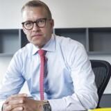 Falcks topchef Jakob Riis er godt tilfreds med salget. Det er en del af virksomhedens strategi at reducere kompleksiteten af Falcks forretninger. Arkivfoto: Anne Bæk / Ritzau Scanpix