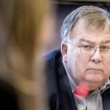 Forsvarsminister Claus Hjort Frederiksen (V) har vildledt Folketinget, vurderer to eksperter. (Foto: Mads Claus Rasmussen/Ritzau Scanpix)