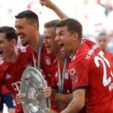 Bundesligaen begynder fredag, og Bayern München er ifølge ekspert storfavorit til at vinde titlen igen.