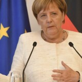 Tysklands forbundskansler sender klart signal til EU-partnere om omstridt russisk gasrørledning.