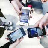 Få børn taler med deres forældre om digital mobning. Derfor er de færreste forældre klar over, hvis deres barn bliver udsat for digital mobning. (Arkivfoto)