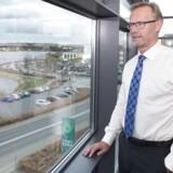 Jyske Bank har hævet priserne på en række af bankens boliglån og sænket priserne på andre. Årsagen skal ifølge topchefen, Anders Dam, findes i prisudviklingen i det københavnske boligmarked.