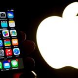 Titusinder af apps til Apples iPhone-telefoner og iPad-tablets er blevet fjernet efter krav fra de kinesiske myndigheder. Arkivfoto: Philippe Huguen, AFP/Scanpix