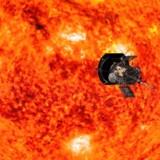 NASAs solsonde ventes at nå sit blændende og ultrahede mål i 2025.