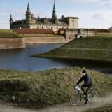 Trods en masse gode forholder der noget råddent i - eller skal vi sige: noget har fået en tanke? - i Danmarks rige, tænker Paul Krugman under sin cykelferie i Danmark.
