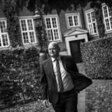 Justitsminister og formand for Det Konservative Folkeparti Søren Pape Poulsen er åben for at sidde i regering med Dansk Folkeparti efter næste valg.