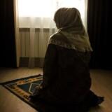 Modelfoto. Nogle muslimske kvinder lever i et parallelsamfund, hvor de udsættes for vold af mænd. Problemerne skyldes mere kultur end religion, siger forsker.