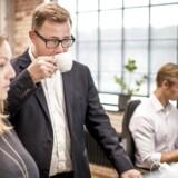 Henrik Stenmann er grundlægger og direktør i IT-virksomheden IIH Nordic - den første virksomhed, som rent faktisk har gennemført en 4-dags arbejdsuge for medarbejderne - uden at de går ned i løn.