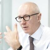Novo-topchef Lars Fruergaard Jørgensen afviser, at selskabet undervejs med en større fyringsrunde.