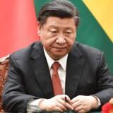 Kinas præsident Xi Jinping har opfordret Kinas medier til at gå ud i verden for at fortælle den gode historie om Kina og sprede Kinas stemme for at udrydde misforståelser og skabe et modbillede til Vestens anti-kinesiske propaganda. Her ses han ved en underskriftsceremoni 19. juni med Bolovias præsident Eva Morales i Folkets Store Hal i Beijing.