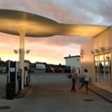 Arne Jacobsen viste med sin tankstation på Strandvejen, at beton både kan være holdbar, organisk og evig smuk.