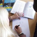 Efter midnat og i løbet af lørdagen får danske studiesøgende besked om, om de er kommet ind på det studie, de har søgt.