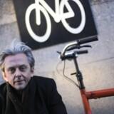 Bydesign- og mobilitetsekspert og direktør for Copenhagenize.eu Mikael Colville-Andersen er ikke imod elcykler, siger han. »Fem-ti pct. af vores cykelflåde kan sagtens være elcykler for folk, der vejer for meget, eller for handicappede.«