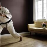 Hans Bonde tror på, at sport og motion er vejen til at holde sig ung helt ind i alderdommen.