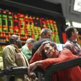 15. september 2008 stod verden på den anden ende, da Lehman Brothers krakkede. Ti år senere er situationen en anden, men hvor meget har egentlig ændret sig? Arkivfoto: John Gress/Reuters