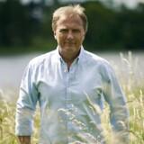 Da TV-lægen Peter Qvortrup Geisling fik sin datter, blev han mindet om, hvor vigtig naturen er for vores velbefindende.