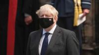 Johnson forsøger at udglatte betændt forhold til Frankrig